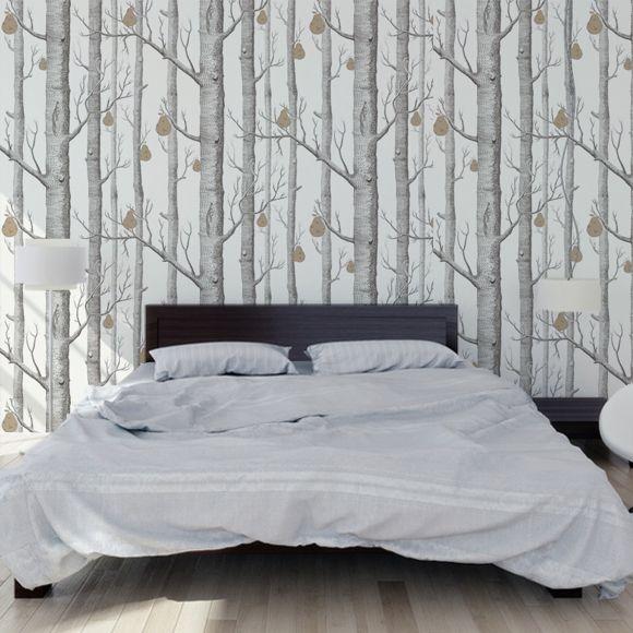 tete de lit papier peint leroy merlin. Black Bedroom Furniture Sets. Home Design Ideas